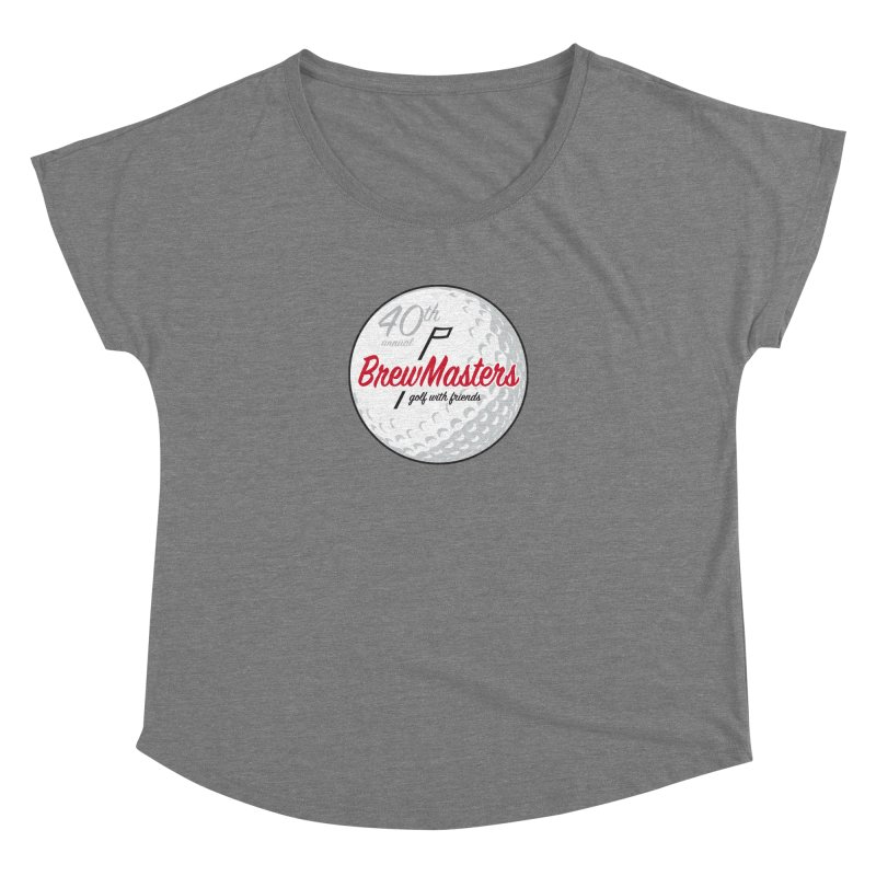 Brewmasters_40th_Annual_4 Women's Dolman Scoop Neck by Brian Harms