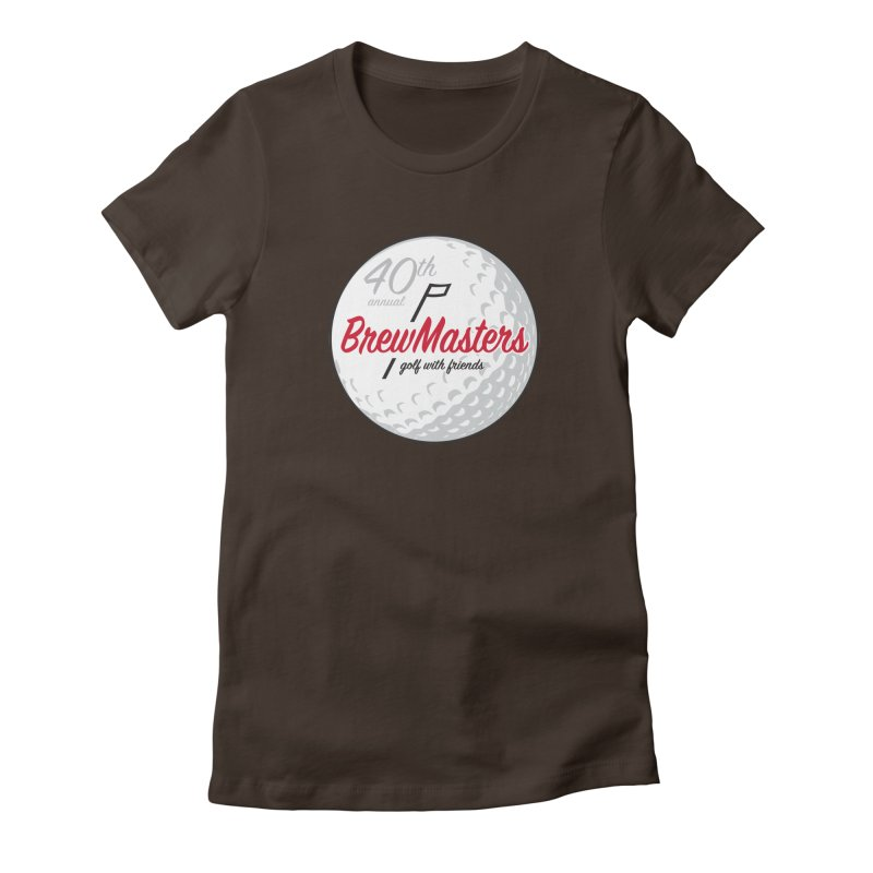 Brewmasters_40th_Annual_4 Women's Fitted T-Shirt by Brian Harms