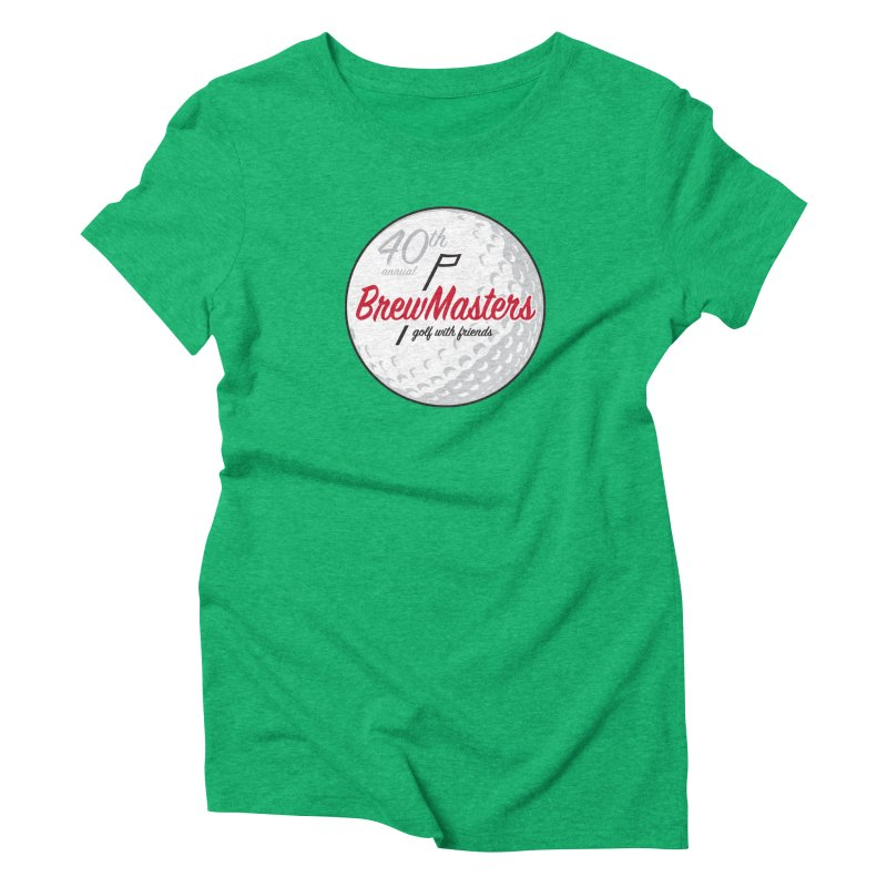 Brewmasters_40th_Annual_4 Women's Triblend T-Shirt by Brian Harms