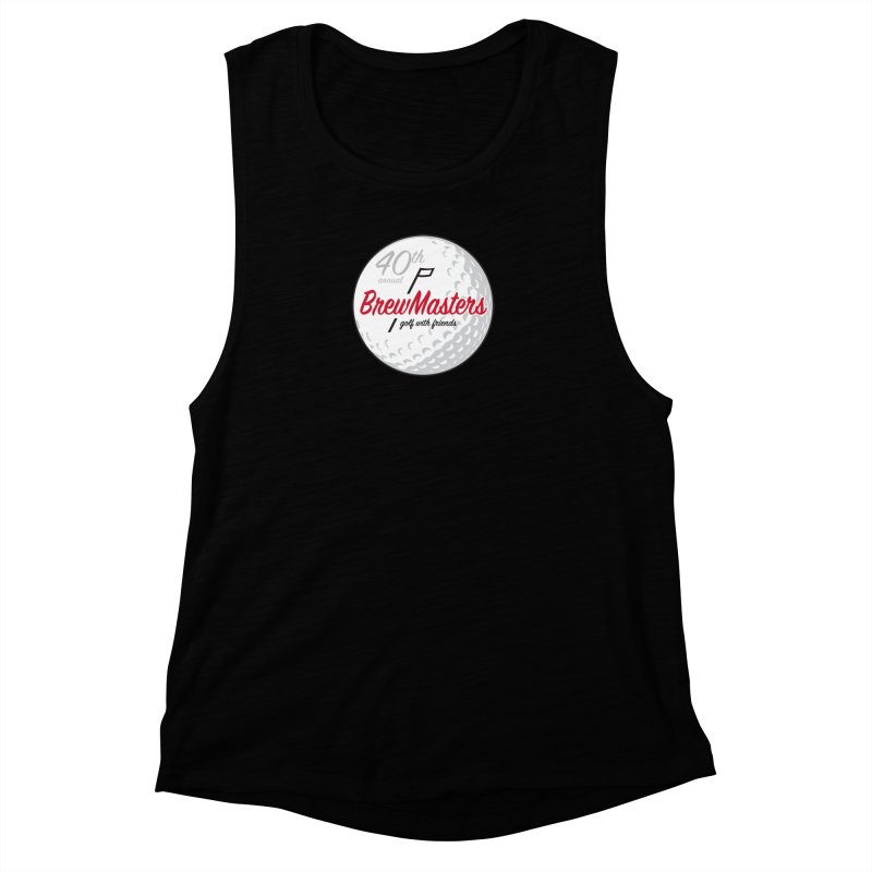 Brewmasters_40th_Annual_4 Women's Muscle Tank by Brian Harms