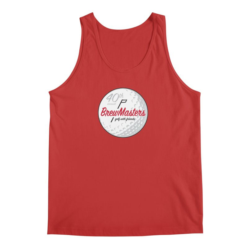 Brewmasters_40th_Annual_4 Men's Regular Tank by Brian Harms