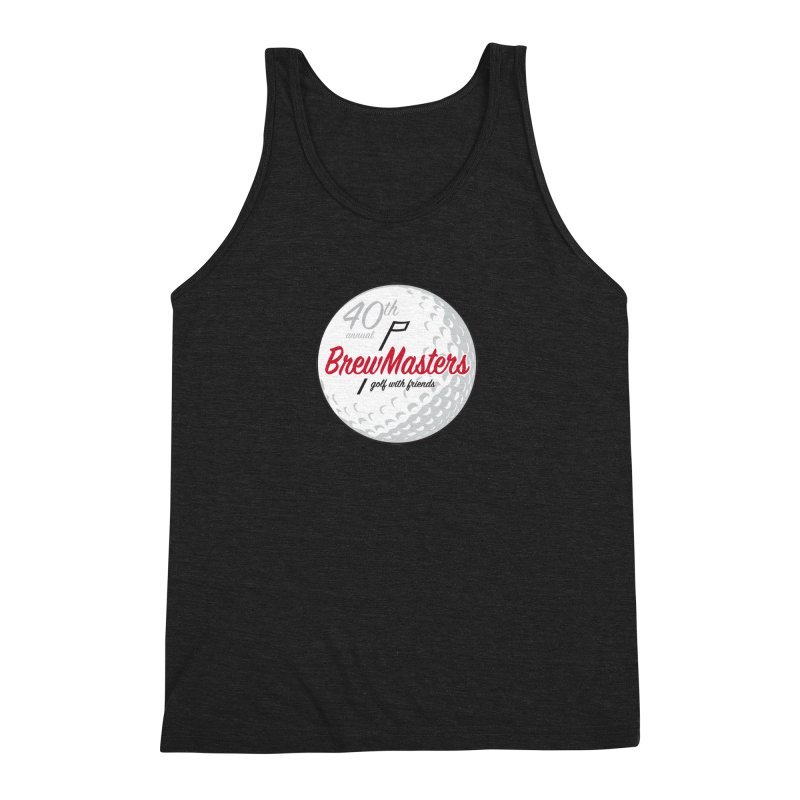 Brewmasters_40th_Annual_4 Men's Triblend Tank by Brian Harms