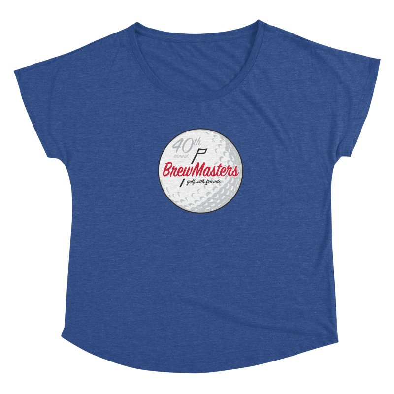 Brewmasters_40th_Annual_4 Women's Scoop Neck by Brian Harms
