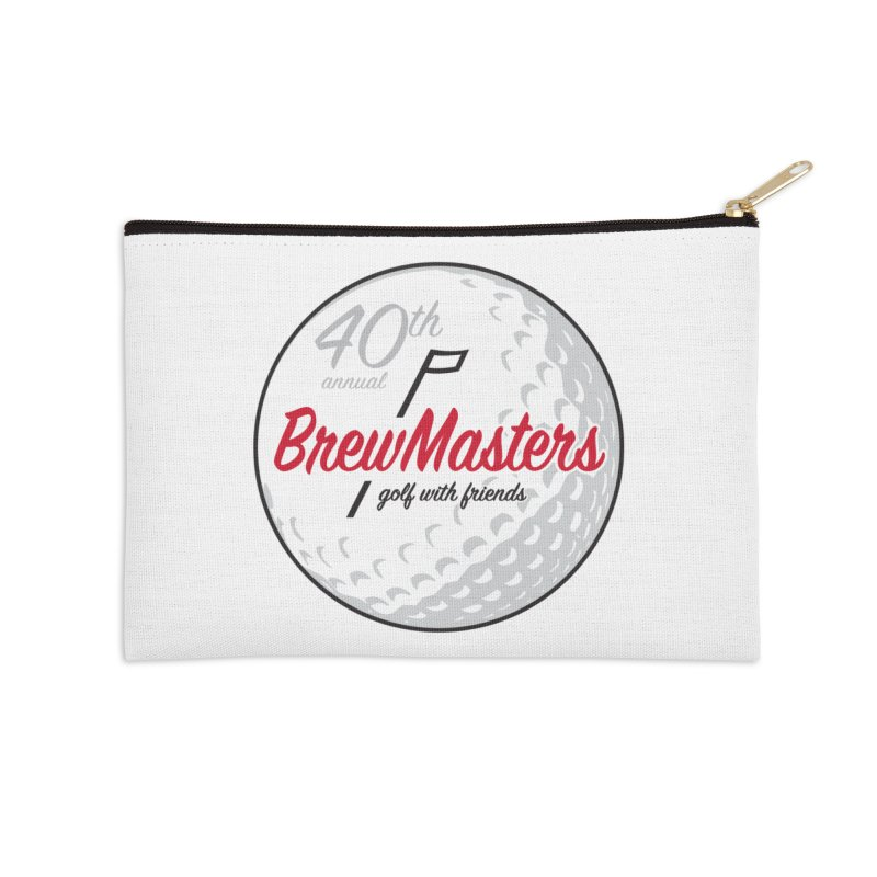 Brewmasters_40th_Annual_4 Accessories Zip Pouch by Brian Harms