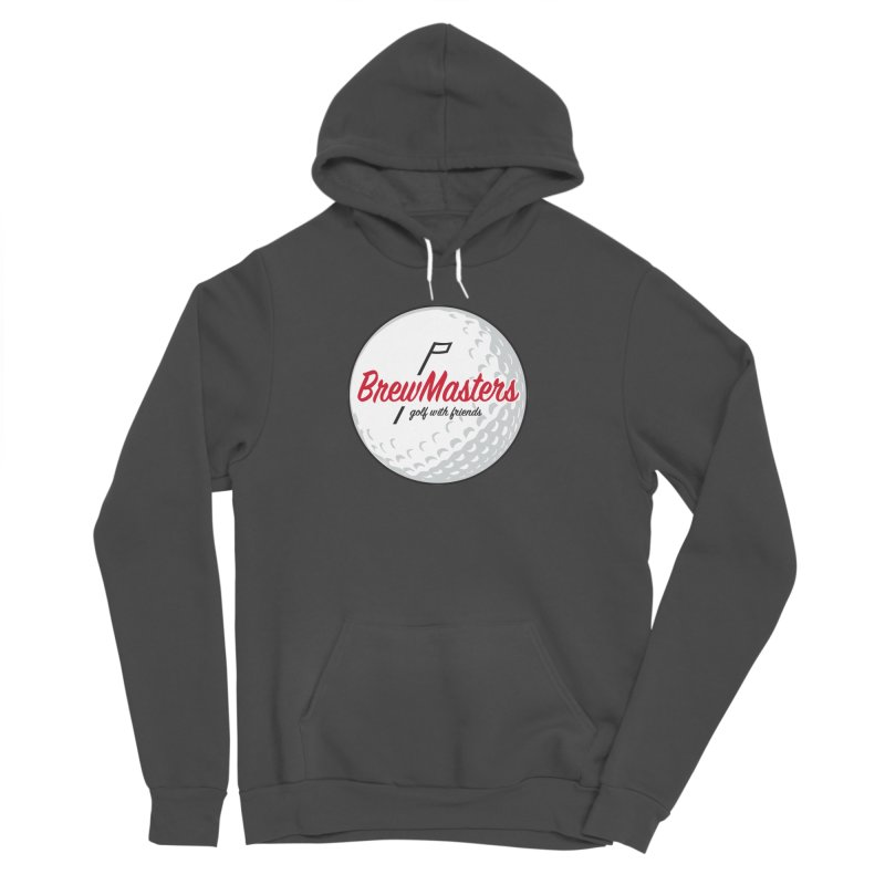 Brewmasters_Golf_with_Friends Women's Sponge Fleece Pullover Hoody by Brian Harms