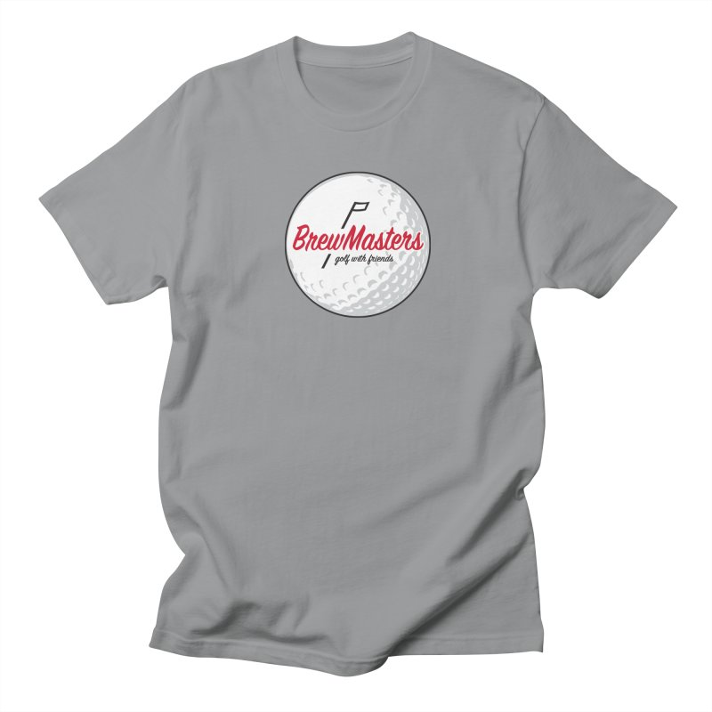 Brewmasters_Golf_with_Friends Women's Regular Unisex T-Shirt by Brian Harms