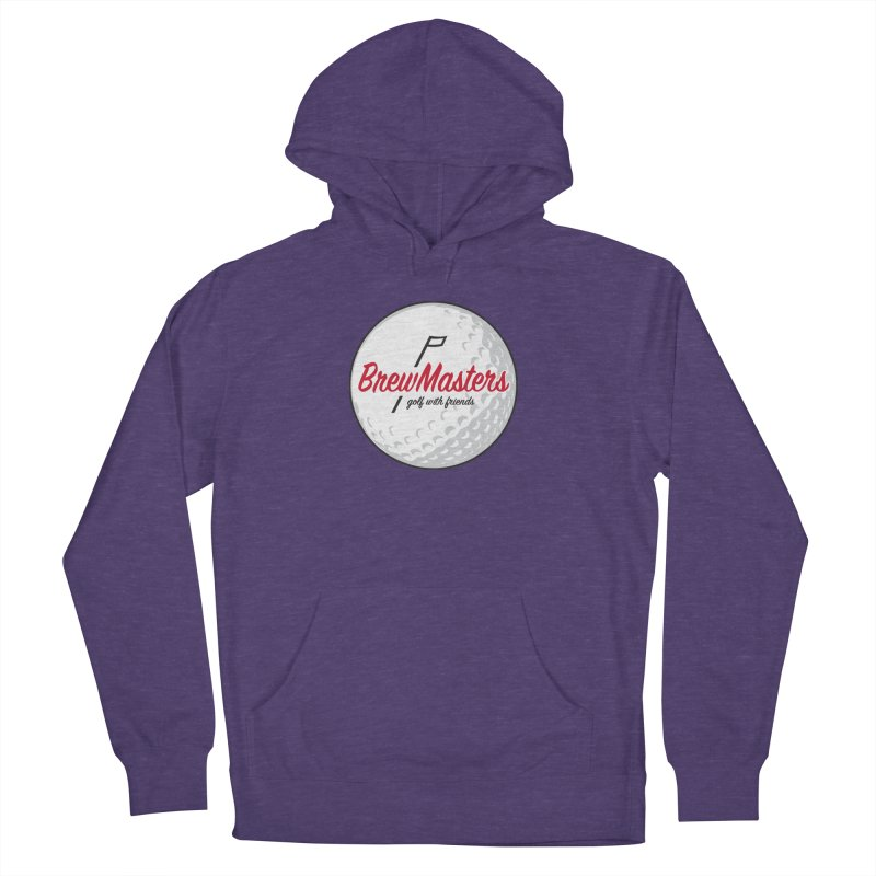 Brewmasters_Golf_with_Friends Women's French Terry Pullover Hoody by Brian Harms