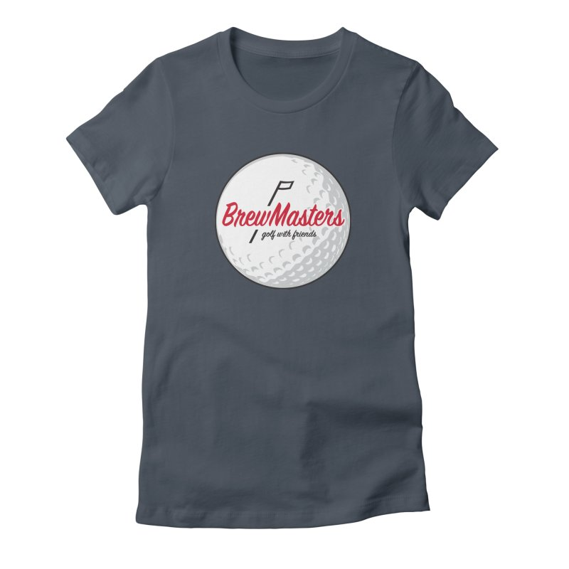 Brewmasters_Golf_with_Friends Women's T-Shirt by Brian Harms