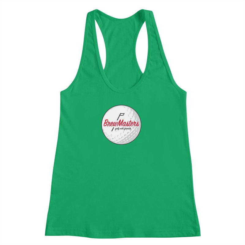 Brewmasters_Golf_with_Friends Women's Tank by Brian Harms