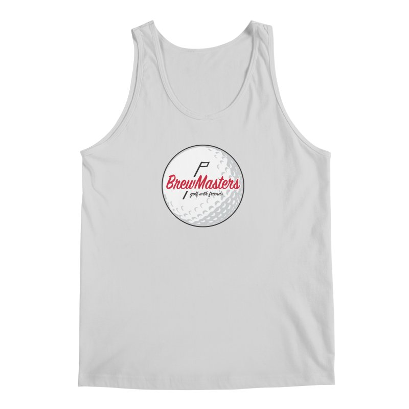 Brewmasters_Golf_with_Friends Men's Regular Tank by Brian Harms