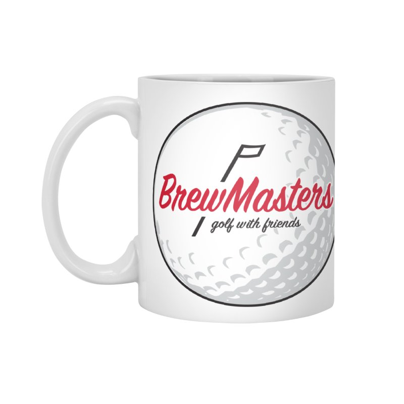 Brewmasters_Golf_with_Friends Accessories Standard Mug by Brian Harms