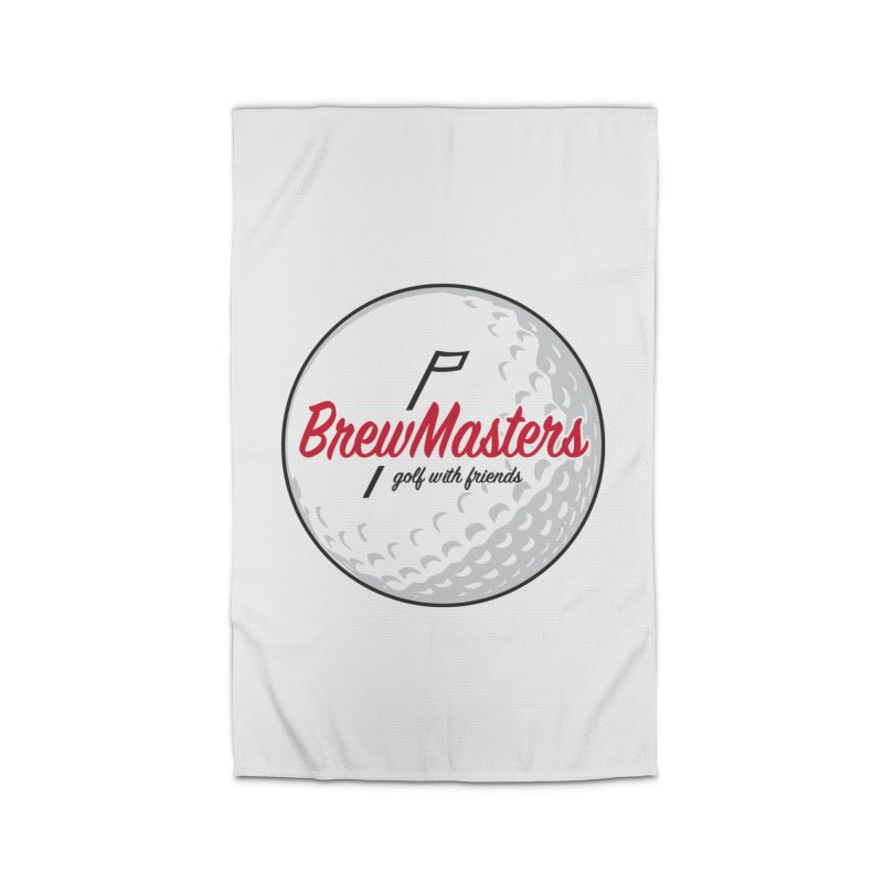 Brewmasters_Golf_with_Friends Home Rug by Brian Harms