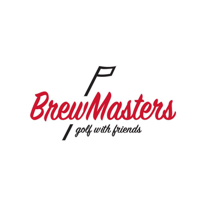 Brewmasters_Golf_3 Accessories Bag by Brian Harms