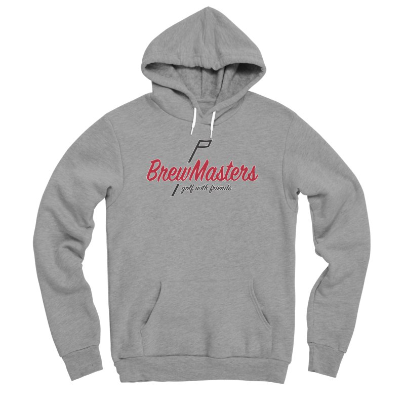 Brewmasters_Golf_3 Women's Sponge Fleece Pullover Hoody by Brian Harms