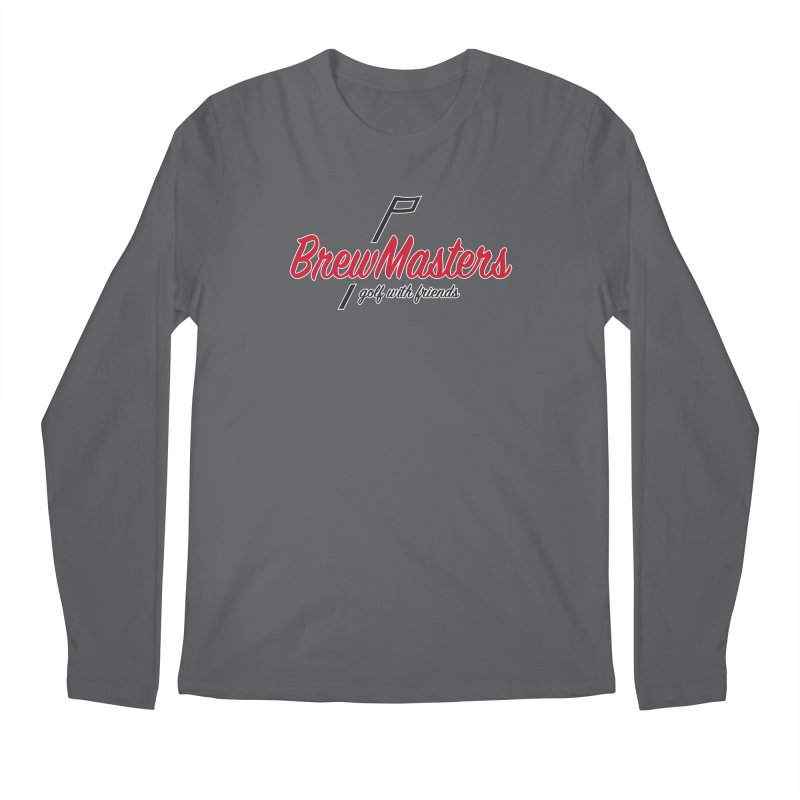 Brewmasters_Golf_3 Men's Regular Longsleeve T-Shirt by Brian Harms