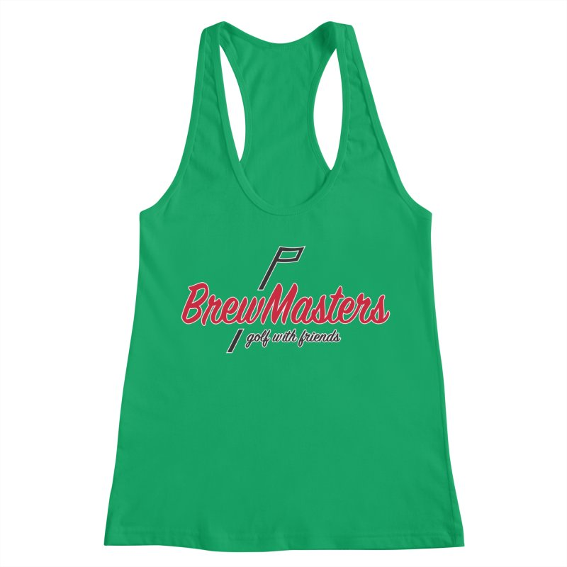 Brewmasters_Golf_3 Women's Tank by Brian Harms