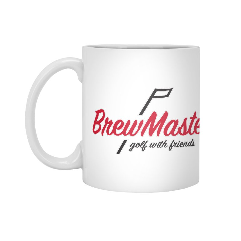 Brewmasters_Golf_3 Accessories Mug by Brian Harms