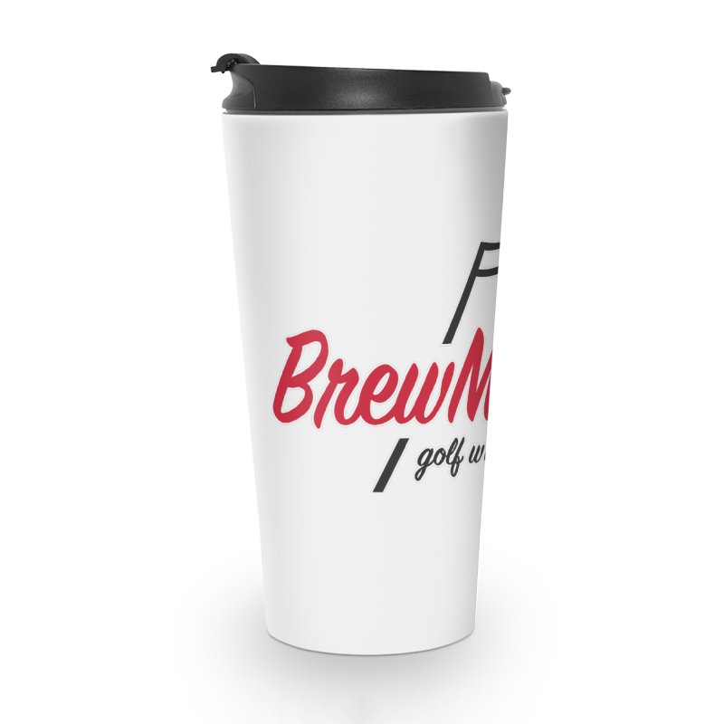 Brewmasters_Golf_3 Accessories Travel Mug by Brian Harms