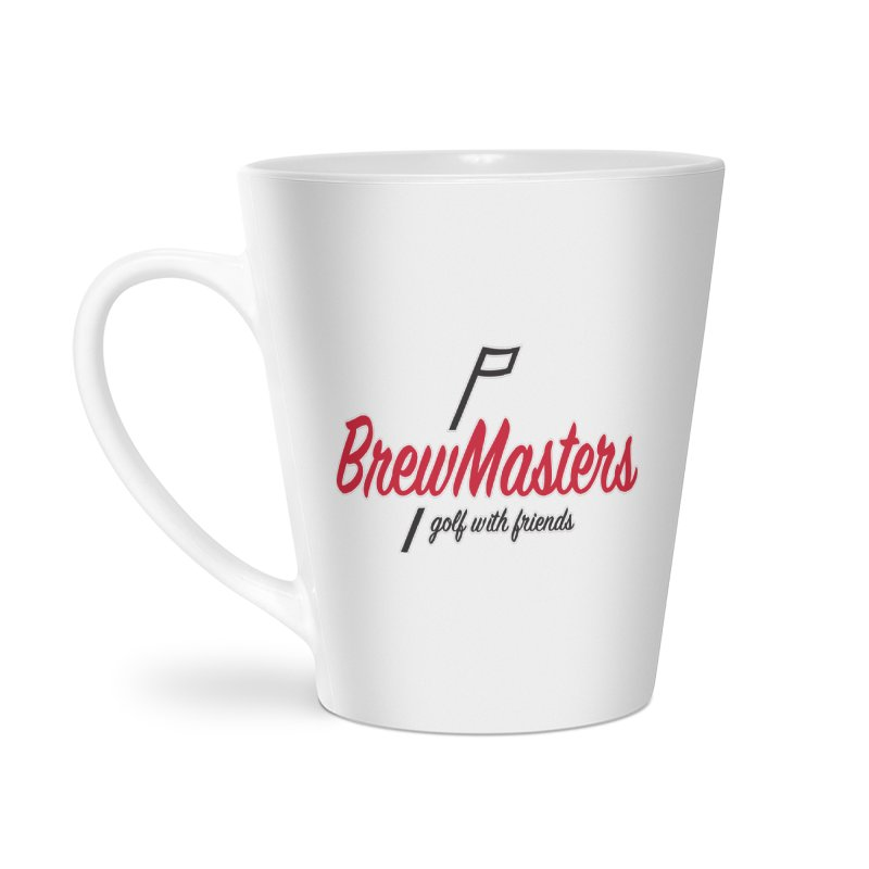 Brewmasters_Golf_3 Accessories Latte Mug by Brian Harms