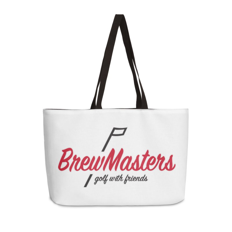 Brewmasters_Golf_3 Accessories Weekender Bag Bag by Brian Harms