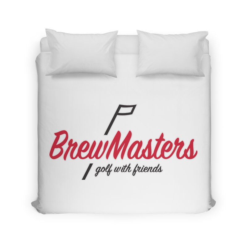 Brewmasters_Golf_3 Home Duvet by Brian Harms
