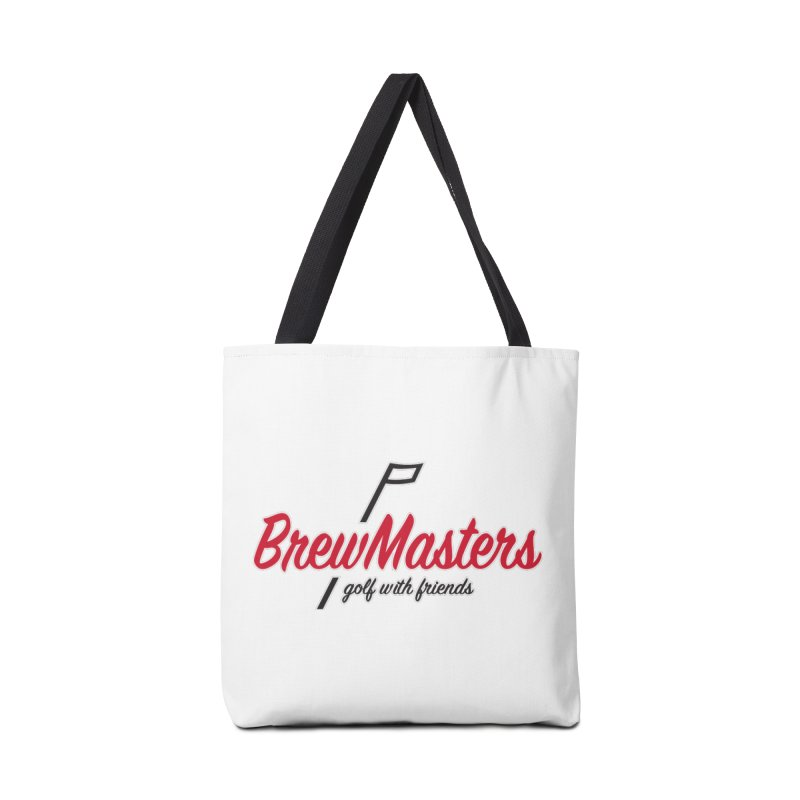 Brewmasters_Golf_3 Accessories Tote Bag Bag by Brian Harms
