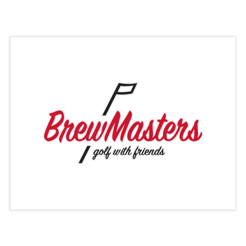 Brewmasters_Golf_3 Home Fine Art Print by Brian Harms