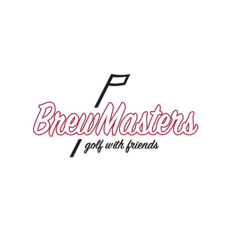 Brewmasters_Golf_REV_2 Women's Scoop Neck by Brian Harms