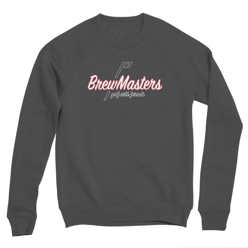 Brewmasters_Golf_REV_2 Women's Sponge Fleece Sweatshirt by Brian Harms