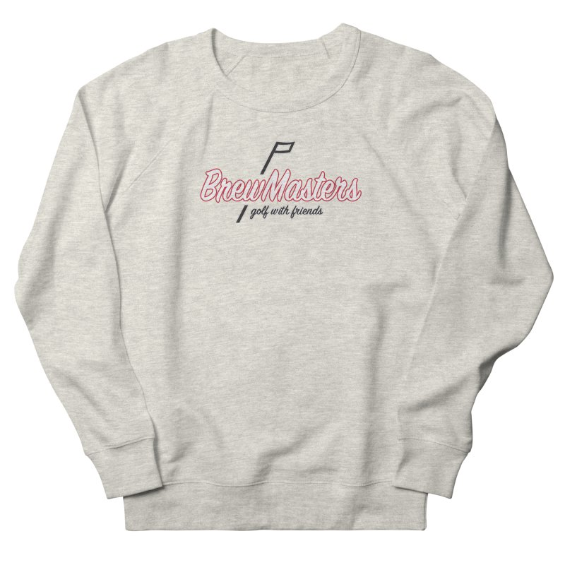 Brewmasters_Golf_REV_2 Women's French Terry Sweatshirt by Brian Harms