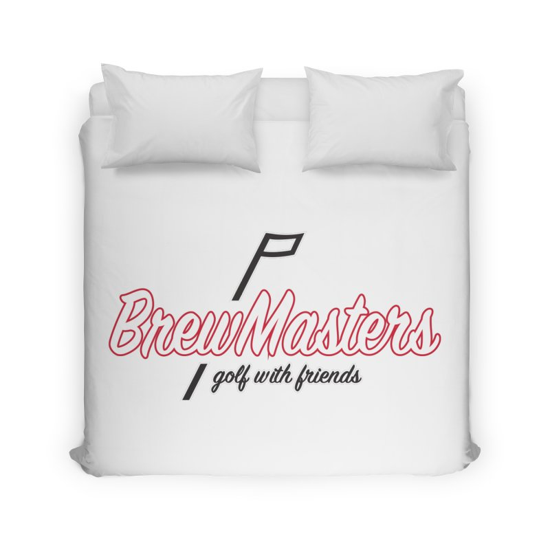 Brewmasters_Golf_REV_2 Home Duvet by Brian Harms
