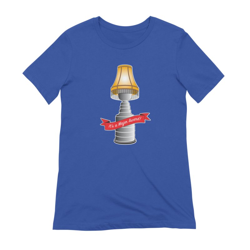 Lamp Award Women's Extra Soft T-Shirt by Brian Harms