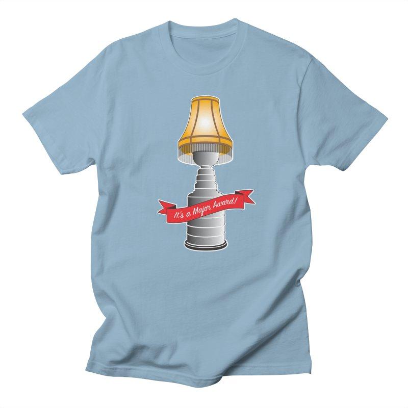 Lamp Award Men's T-Shirt by Brian Harms