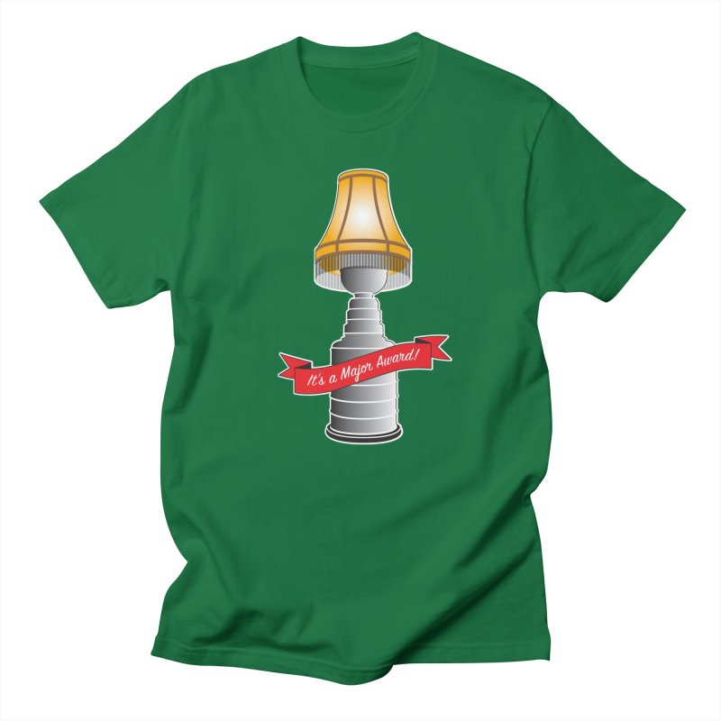 Lamp Award Women's Regular Unisex T-Shirt by Brian Harms