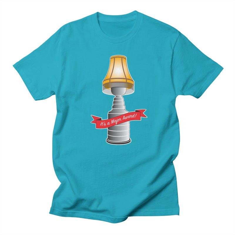 Lamp Award Men's Regular T-Shirt by Brian Harms