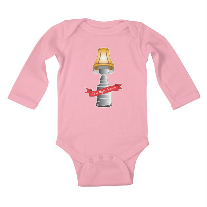 Lamp Award Kids Baby Longsleeve Bodysuit by Brian Harms