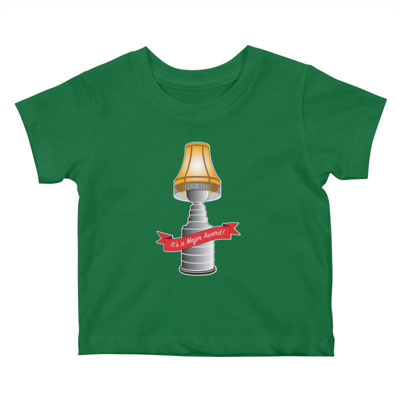 Lamp Award Kids Baby T-Shirt by Brian Harms