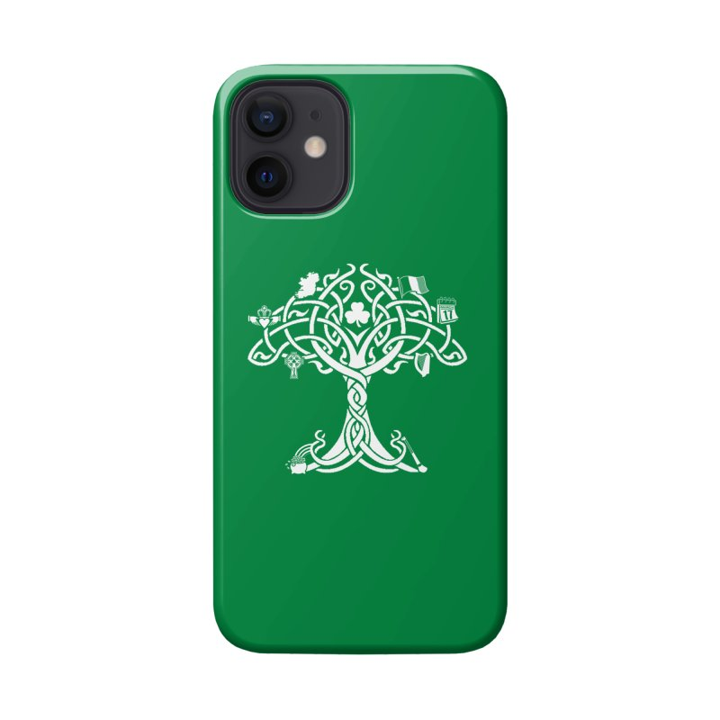Irish Tree of Life Accessories Phone Case by Brian Harms