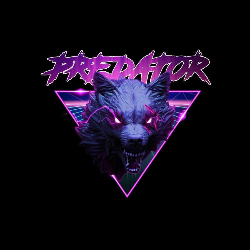 Predator Men's T-Shirt by brianjdolan's Artist Shop