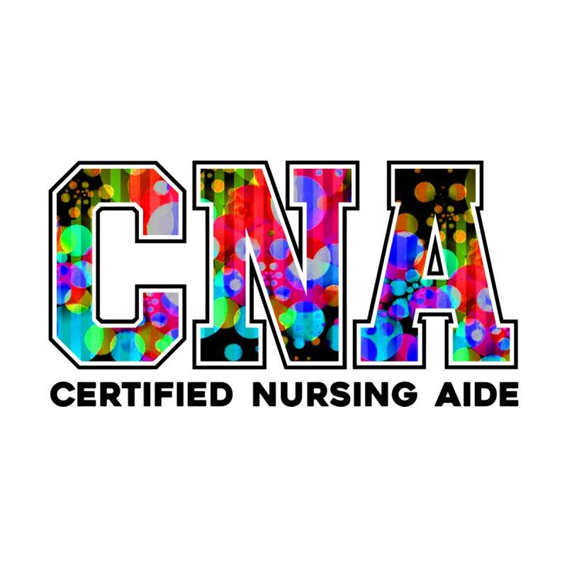 Cna Certified Nursing Aide Shirt Fine Art Print Brianleonshop S Artist Shop