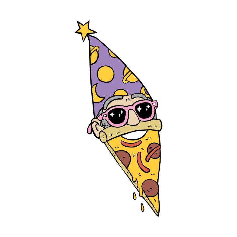 Pizza Wizard by brianmcl's Artist Shop