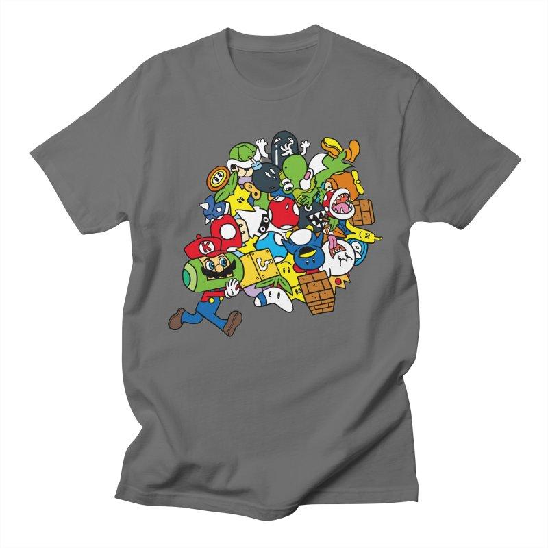Katamario Men's T-Shirt by brianmcl's Artist Shop