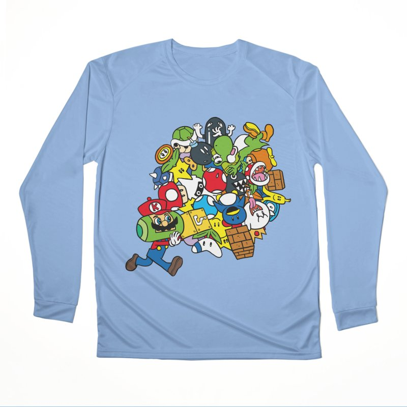 Katamario Men's Longsleeve T-Shirt by brianmcl's Artist Shop