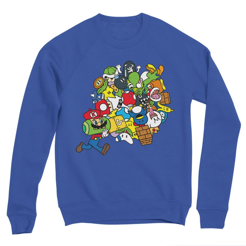 Katamario Men's Sweatshirt by brianmcl's Artist Shop