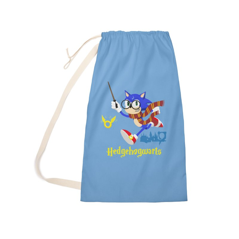 Hedgehogwarts Accessories Bag by brianmcl's Artist Shop