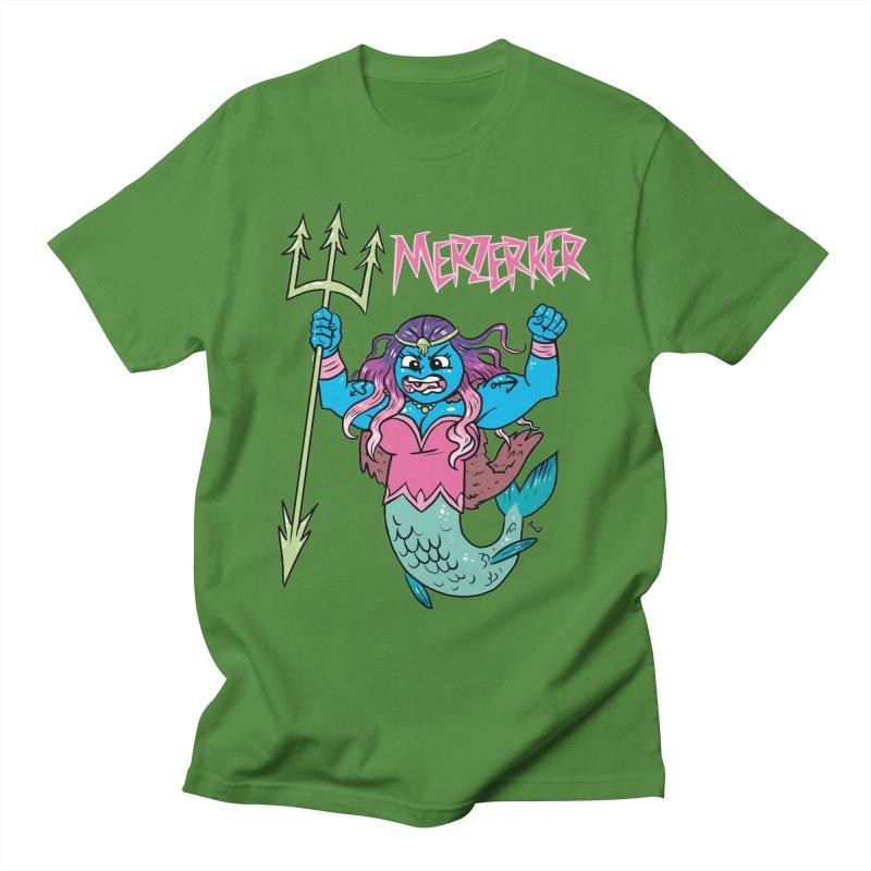 Merzerker Men's T-Shirt by brianmcl's Artist Shop