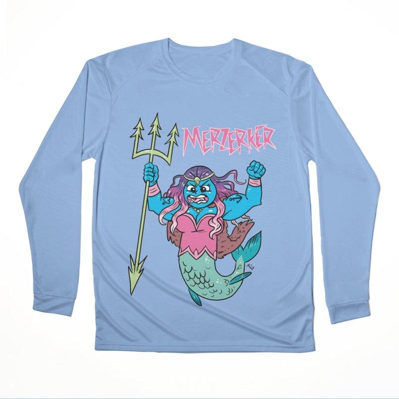 Merzerker Men's Longsleeve T-Shirt by brianmcl's Artist Shop