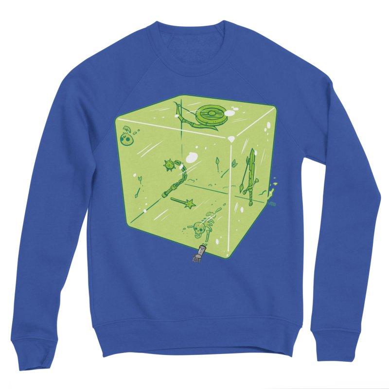Gelatinous D6 Women's Sweatshirt by brianmcl's Artist Shop