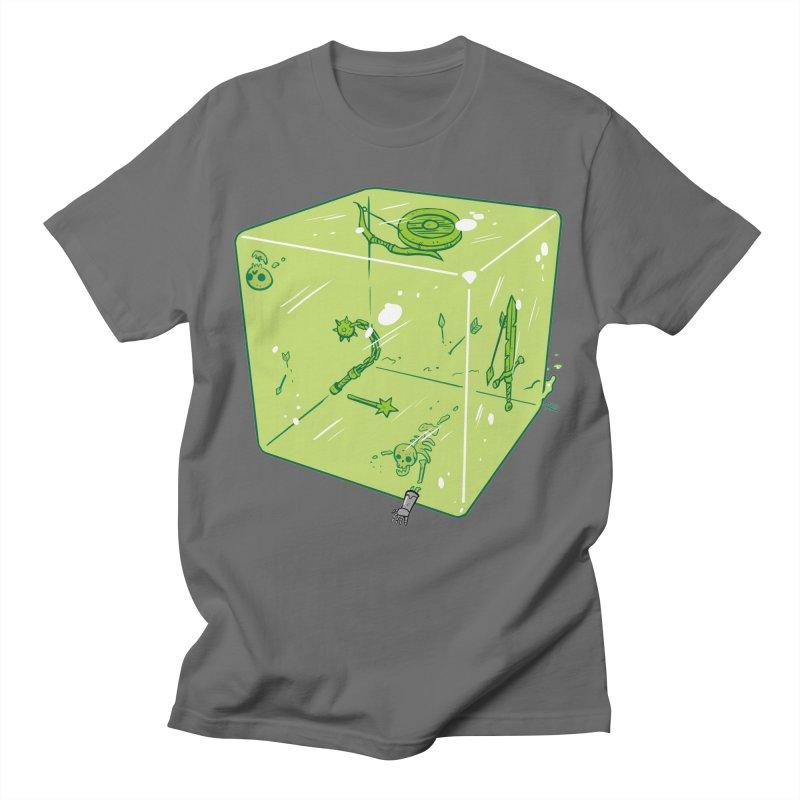 Gelatinous D6 Men's T-Shirt by brianmcl's Artist Shop