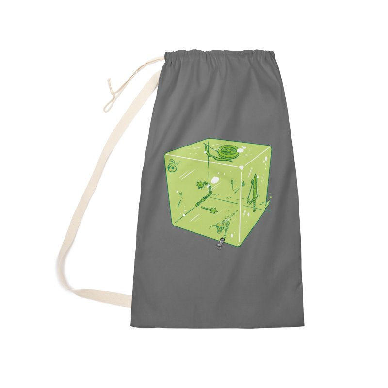 Gelatinous D6 Accessories Bag by brianmcl's Artist Shop